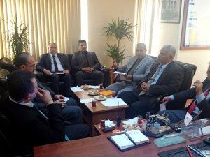 İlçe Zabıta Müdürleri ile Koordinasyon Toplantısı yapıldı