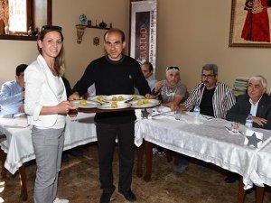 Tarsus'ta baklava yarışması sonuçlandı