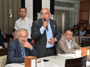 Mersin Büyükşehir Belediyesi, Mutlu muhtarlarla buluştu