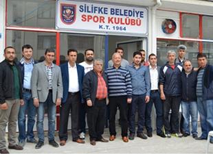 Ünal Ünüvar Silifke Belediyespor Kulüp Başkanlığına getirildi