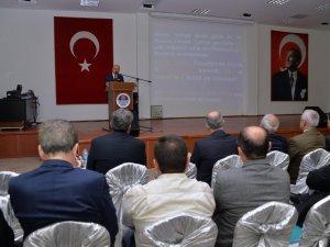 """""""Akkuyu""""suz Mersin Çevre Sorunları ve Çözüm Önerileri Çalıştayı yapıldı"""
