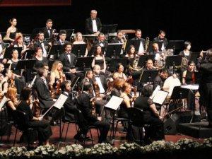 14. Mersin Uluslararası Müzik Festivali başladı