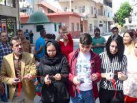 Mersin'de Özgecan Aslan Sokağı açıldı