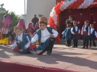 Şükrü Köymen İlkokulu'ndan muhteşem okul gecesi