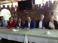 CHP Mersin Milletvekili Adayı Mustafa Baysan, kaynak tartışmalarına Anamur'dan yanıt verdi