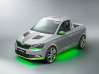 "Skoda'dan ""pick-up"" geldi"