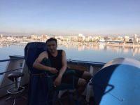 Libya'da saldırıya uğrayan Tuna-1 gemisinin kaptanı Anamurlu İlker Büyükdere hayatını kaybetti