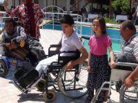 Bozyazı'da engelliler için dayanışma yemeği düzenlendi