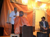 Göç oyunu, Anamur'da ilk kez sahnelendi