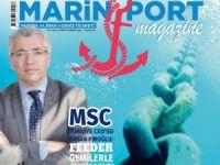 MARİN & PORT Magazine Dergisi, yayın hayatına başladı