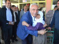 CHP Mersin Milletvekili Adayları Mustafa Baysan, Gülnar'ın köylerini gezdi