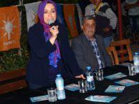 """Ak Parti Adana Milletvekili Adayı Uzman Dr.Esra Yalvaç: """"Tarımda erkek ve kadın girişimciliği güçlendirilecek """""""