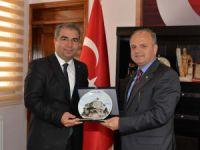 Mersin Valisi Özdemir Çakacak, Çamlıyayla'yı ziyaret etti