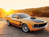 Ford Mustang Türkiye'ye geliyor