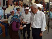 CHP'li Baysan: Halkın içinde olacağım