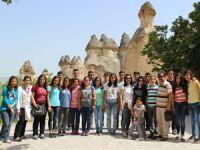 Anamur Şehit İbrahim Armut Fen Lisesi, Ankara'daki üniversiteleri tanıdı