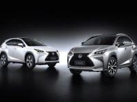 Yeni lüks Lexus Türkiye'de