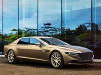 Aston Martin Lagonda Taraf ve GT12 görücüye çıktı