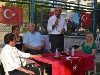 CHP'li Baysan: Mersin'de yaşayan herkesin hizmetkârıyım