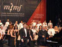 14. Mersin Uluslararası Müzik Festivali'ne muhteşem kapanış