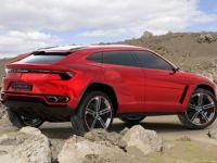Lamborghini'nin crossover'ı 2018'de geliyor