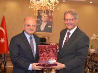 Hollanda Büyükelçisi Ron Keller: Mersin'de yüzde 4 Hollandalı firma faaliyet gösteriyor