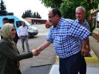 Yalvaç'tan Kozan Sanayi Kavşağı için çözüm sözü
