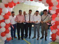 Aydıncık'ta TÜBİTAK Bilim Fuarı açıldı
