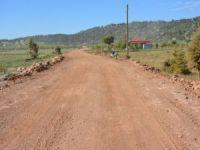 Bozyazı Belediyesi, yayla yollarına bakım çalışması yapıyor