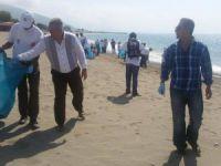 Anamur sahillerine Büyükşehir eli değdi
