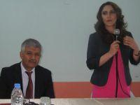 Anamur Anadolu Lisesi, Yazar Semra Kandemir'i ağırladı