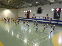Hentbol Akademisi açıldı