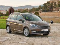 Yeni Ford C-MAX ve Grand C-MAX pazara sunuluyor
