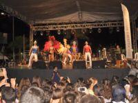 Aydıncık 3. Kültür, Turizm ve Tarım Festivali'ne Ulu Resort damgası