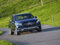 Mercedes'ten BMW X6'ya cevap Mercedes-Benz yeni GLE ve GLE Coupe