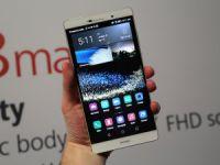 Huawei P8max'in Çin'deki fiyatı belli oldu