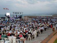 Mersin Büyükşehir Belediyesi'nin iftar sofrası Erdemli'de kuruldu
