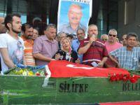 Silifke Belediyespor Kulübü Başkanı Ünal Ünüvar toprağa verildi
