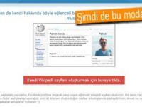 Kendi Wikipedia sayfanızı oluşturmak ister misiniz?