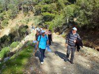 4. Azıtepe Doğa Yürüyüşü gerçekleştirildi