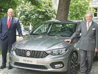 Koç Grubu'ndan yeni otomobil: Fiat Aegea