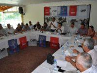 CHP Silifke'den yoğun katılımlı danışma toplantısı