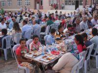 Gülnar'da öğrencilere iftar