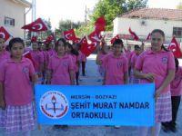 Şehit Murat Namdar Ortaokulu, TEOG sınavlarında Bozyazı birincisi oldu