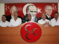 MHP Mersin Milletvekilleri, partililerle bayramlaştı