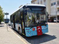 Kocamaz'dan Anamur'a bayram hediyesi, 4 yeni otobüs