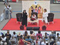 Forum Mersin ziyaretçileri Ramazan'da eğlenceye doydu