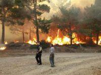 Gülnar'daki yangınla ilgili bir çoban gözaltına alındı
