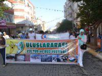 Anamur Uluslararası Kültür ve Muz Festivali başladı