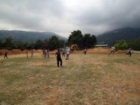 Erdemli'de köyler futbol sahasına kavuşuyor